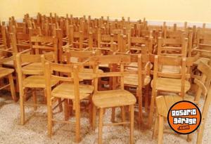 Sillas para bar lote 17 sillas