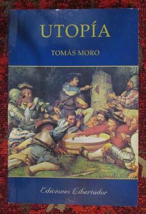Utopía Tomás Moro Nuevo