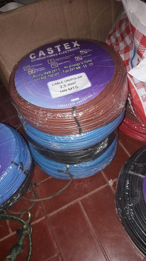 Vendo Cables Unipolares Y Todo para Elec