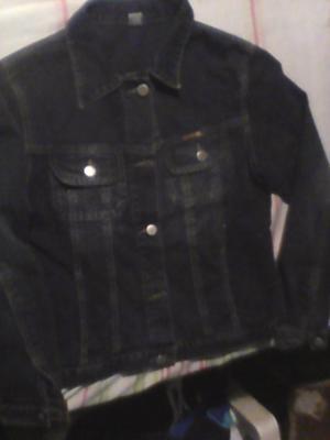 Vendo campera de jean