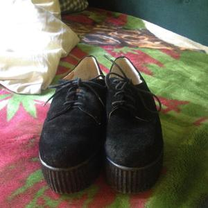 Zapatos plataforma N*37