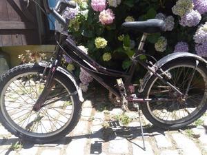 Bicicleta para niños Zenith Rodado 20
