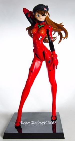 Figura de Asuka Langley - Evangelion