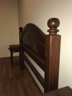 Juego de dormitorio de 2 plazas