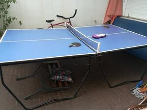 Vendo mesa de ping pong plegable paran posot class for Mesa de ping pong usada