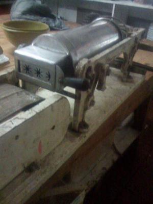 Máquina industrial de churros