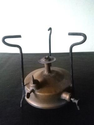 Vendo calentador de bronce