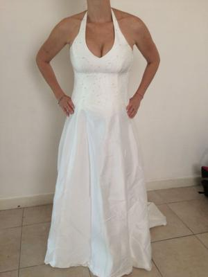 Vestido de Novia Blanco estilo Marilyn