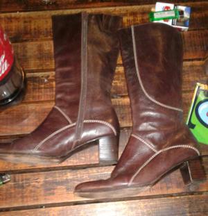botas de mujer numero 40