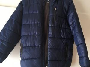 campera old navy azul