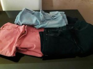 3 jeans de nena talle 12