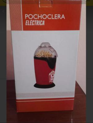 X mudanza pochoclera electrica nueva sin uso