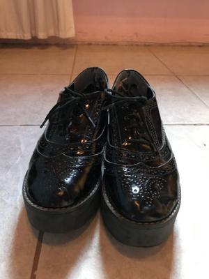 Zapatos de Charol talle