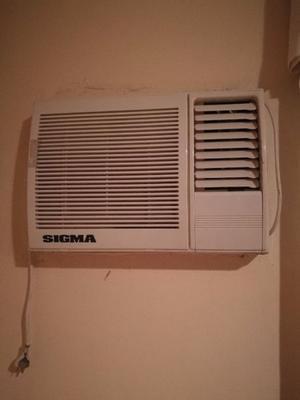 Aire acondicionado ventana marca sigma posot class for Aire acondicionado 7000 frigorias