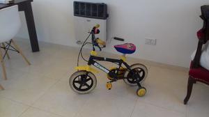 Bicicleta para niño Rodado 12