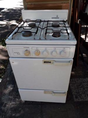Cocina Orbis Tres Hornallas Horno Gas Natural Posot Class