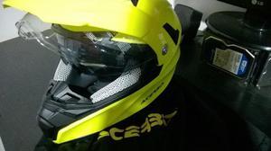 Casco motocross Acerbis 606