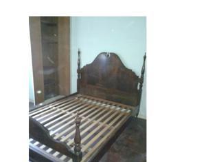 Dormitorio Colonial Inglés