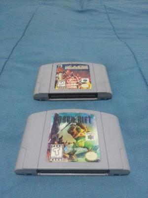 Nintendo 64 Dark Rift Y Mace The Dark Age