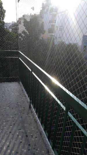 Red de protección balcones