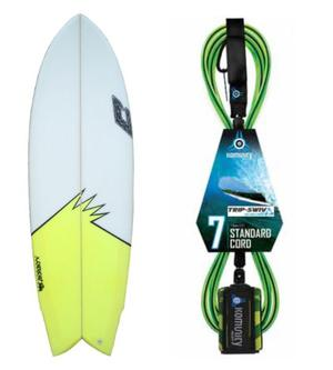 Tablas de Surf Evolutivas y Retrofish - Combo Carricart
