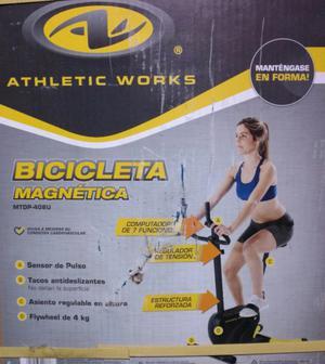 Vendo bici fija.. impecable!!