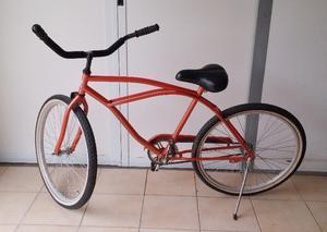 bicicleta playera excelente estado