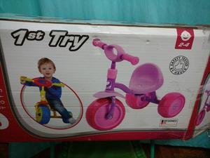 mi primer triciclo nenas