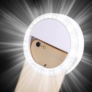 Aro Luz Led Para Selfies Celular Tablet