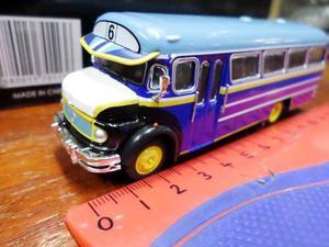 Buses Del Mundo 1/72 Colectivo Mercedes Benz  Argentina