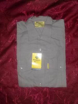 Camisa y Pantalón de grafa Pampero