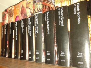 Colección De Libros De Novelas
