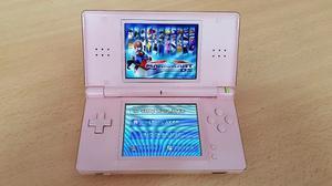 Nintendo Ds Lite Con 7 Juegos