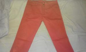 Pantalón Chupín Para Hombre