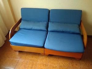 Vendo Sillón cama de 2 plazas