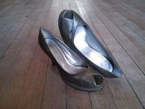 Zapatos de Mujer con plataforma, muy poco uso
