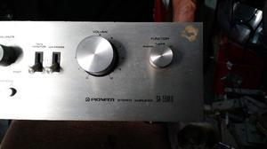 Amplificador Pioneer Sa  Ii, buen estado, $