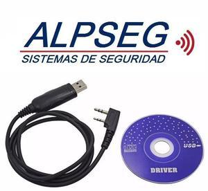 Cable de programación Baofeng + Software!