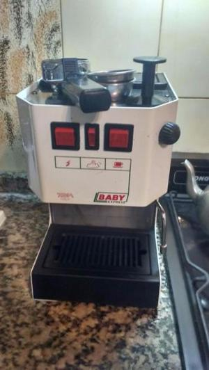 Cafetera Electrica Baby Express Tria Italy completa con