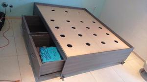 Diseño de camas flotantes