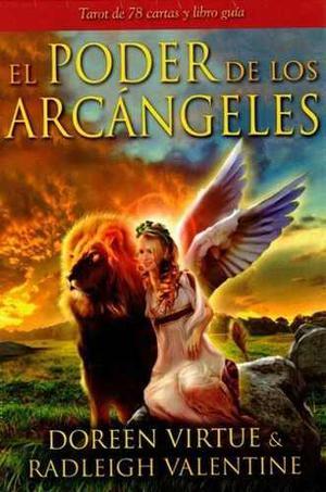 El Poder De Los Arcangeles Tarot + Libro Guia Doreen Virtue