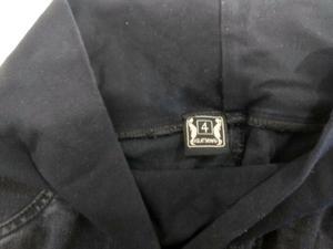 Pantalón de jean elastizado maternidad