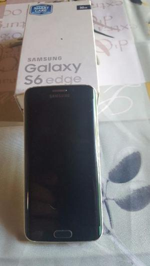 SAMSUNG GALAXY S6 edge impecable liberado de fabrica en caja
