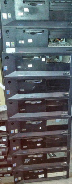 Vendo lote de 10 cpus IBM