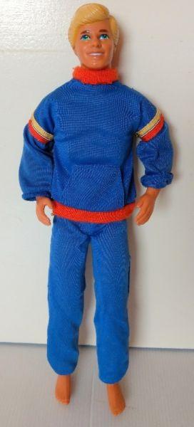 Antiguo muñeco KEN original Mattel  Novio De Barbie