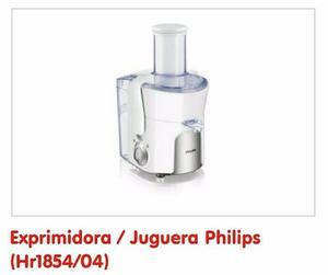 Juguera/Extractor de jugo Phillips Impecable