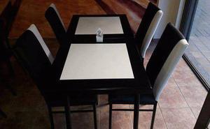 Mesas y sillas de fabrica!!!!!