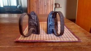 Planchas de hierro antiguas