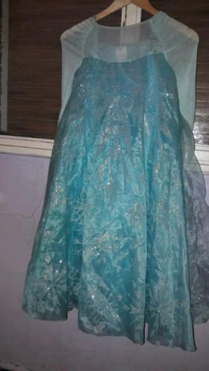 Vendo Vestido original de Disney Frozen