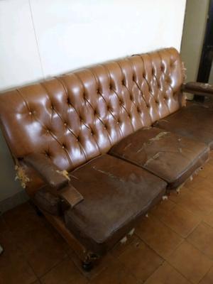 Vendo sillon a restaurar
